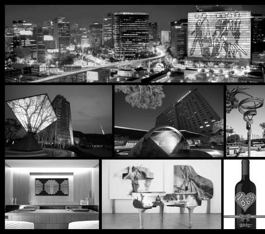 Gana Art Public art & Space branding Project