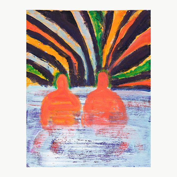 https://www.ganaart.com/wp-content/uploads/2021/05/Katherine-Bradford-Swimmers-Under-Rays-2020-Acrylic-on-canvas-50.8-x-40.6-cm-20-x-16-in-2.jpg