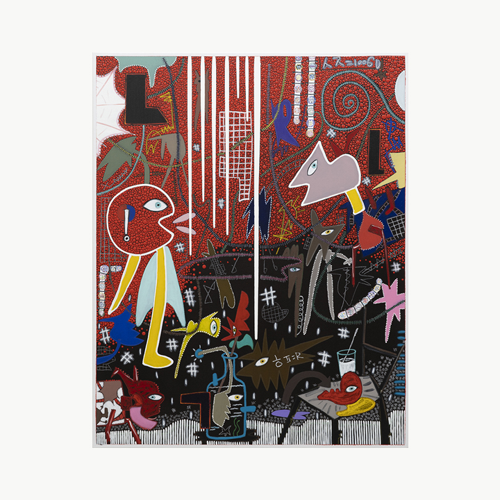https://www.ganaart.com/wp-content/uploads/2021/05/Red-Black-Series-Brooklyn-Red-031-2021-Oil-on-Canvas-162.2x130.3-cm-1.jpg